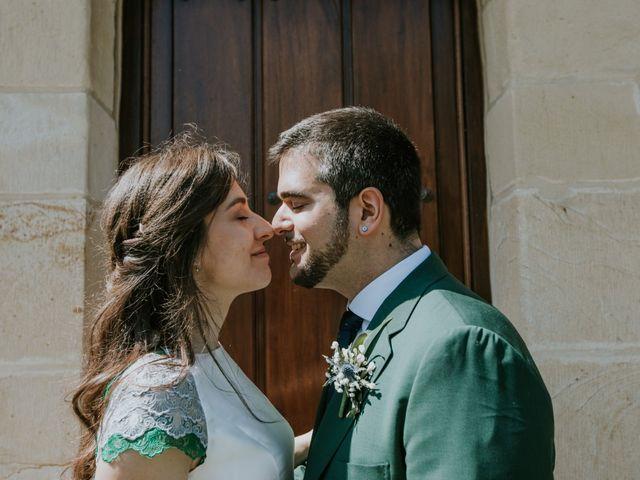 La boda de Dani y Bea en Puente San Miguel, Cantabria 1