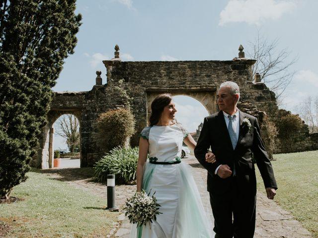 La boda de Dani y Bea en Puente San Miguel, Cantabria 16