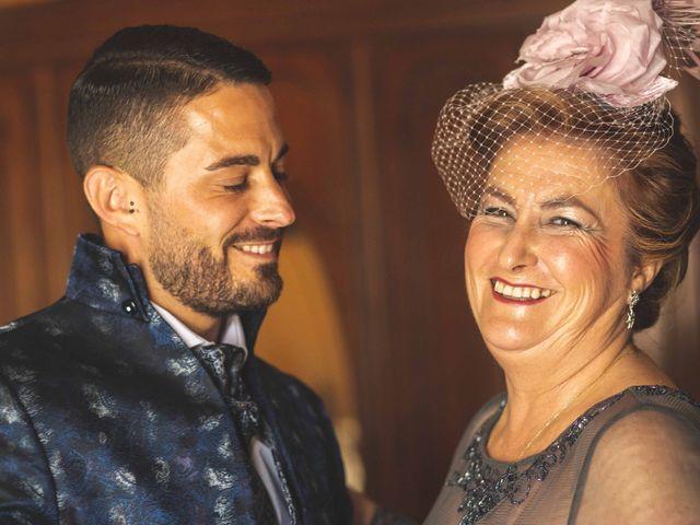 La boda de Sebastián y Ana María en Zafra, Badajoz 19