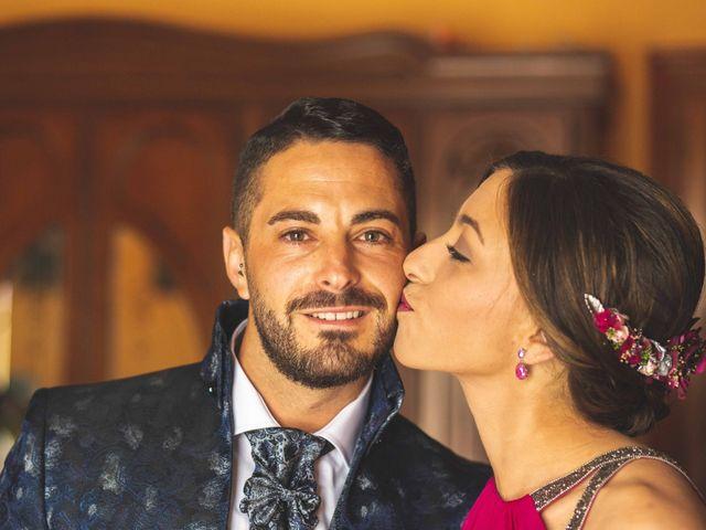 La boda de Sebastián y Ana María en Zafra, Badajoz 21