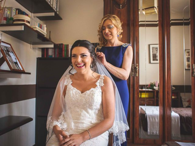 La boda de Sebastián y Ana María en Zafra, Badajoz 39