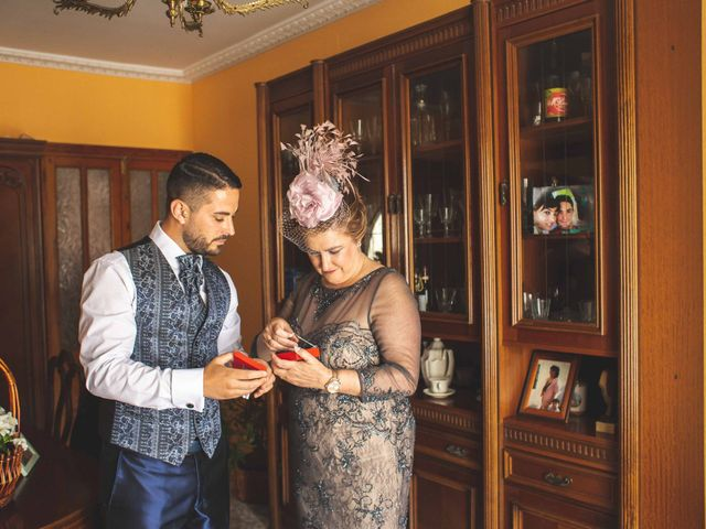 La boda de Sebastián y Ana María en Zafra, Badajoz 15