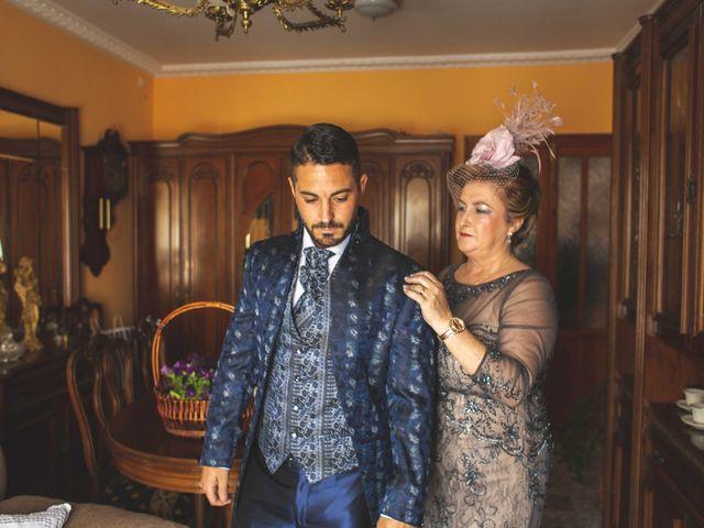 La boda de Sebastián y Ana María en Zafra, Badajoz 17