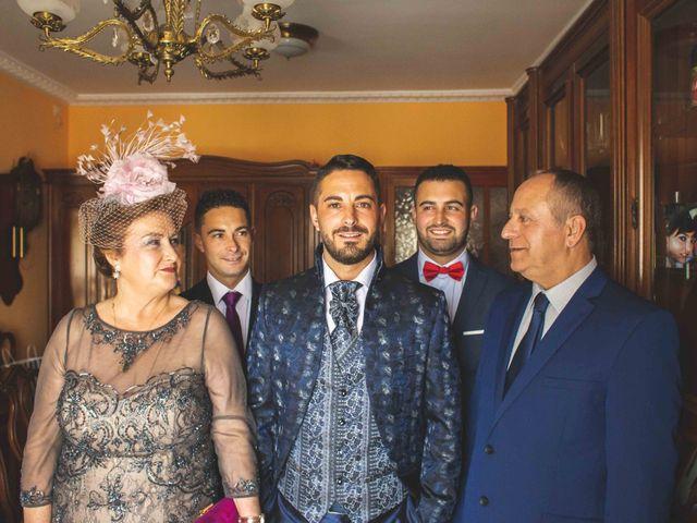 La boda de Sebastián y Ana María en Zafra, Badajoz 22
