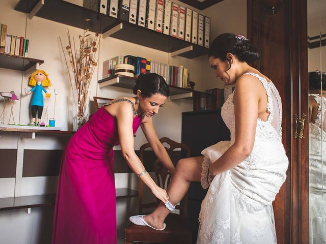 La boda de Sebastián y Ana María en Zafra, Badajoz 34