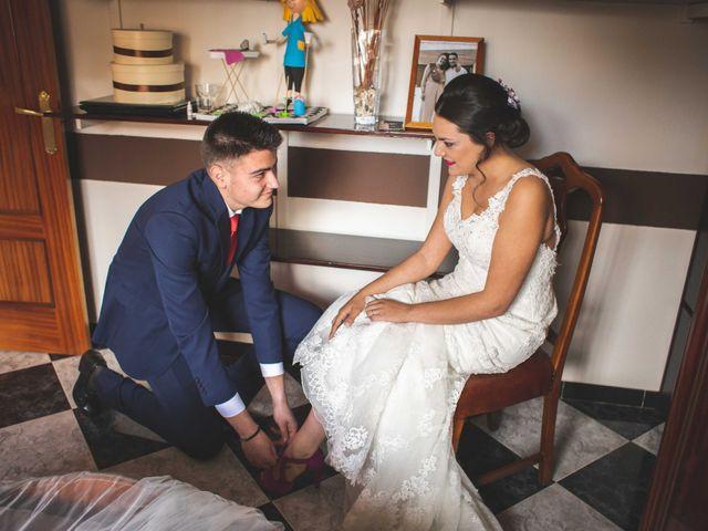 La boda de Sebastián y Ana María en Zafra, Badajoz 36