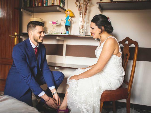 La boda de Sebastián y Ana María en Zafra, Badajoz 35