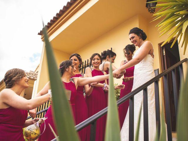 La boda de Sebastián y Ana María en Zafra, Badajoz 43