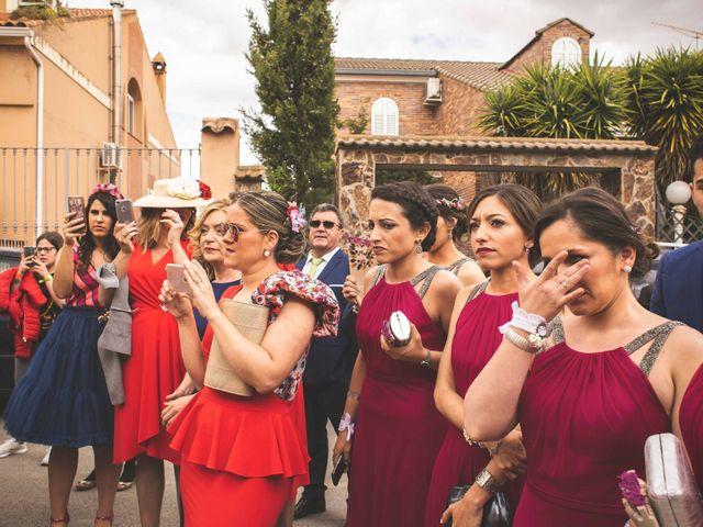 La boda de Sebastián y Ana María en Zafra, Badajoz 47
