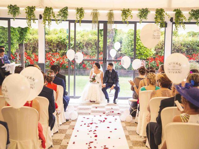 La boda de Sebastián y Ana María en Zafra, Badajoz 51