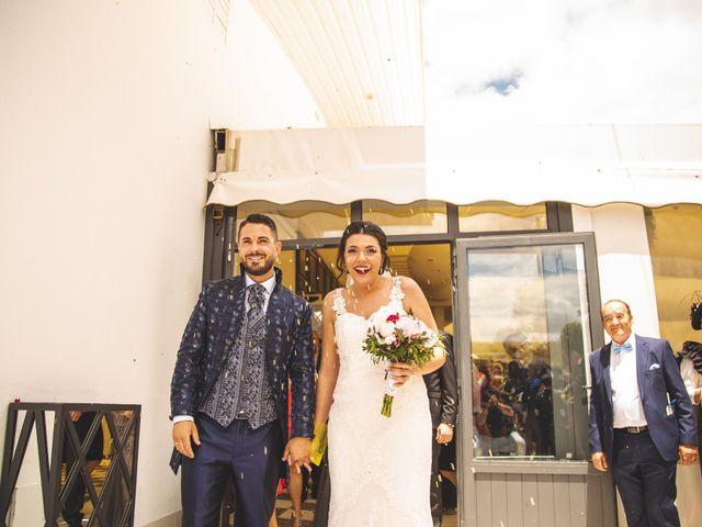 La boda de Sebastián y Ana María en Zafra, Badajoz 65