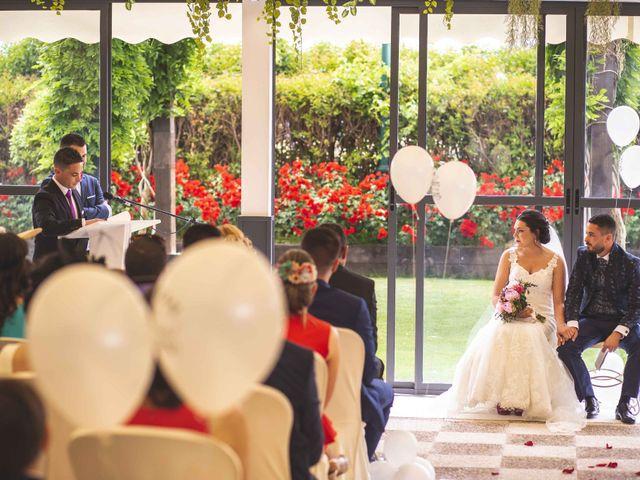 La boda de Sebastián y Ana María en Zafra, Badajoz 55