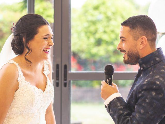 La boda de Sebastián y Ana María en Zafra, Badajoz 63