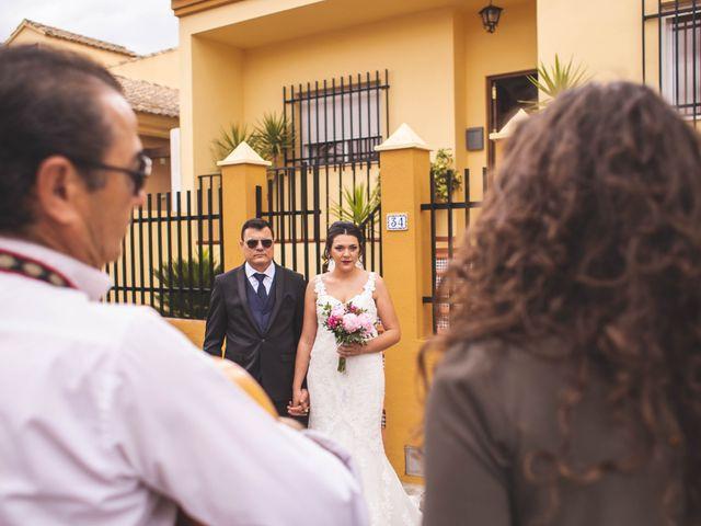 La boda de Sebastián y Ana María en Zafra, Badajoz 45