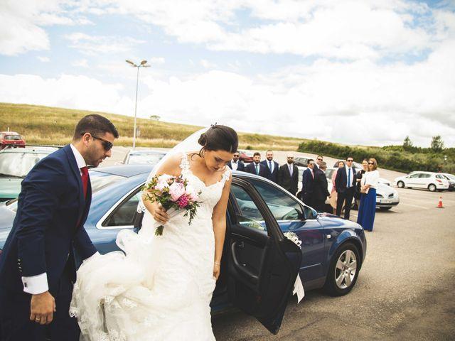 La boda de Sebastián y Ana María en Zafra, Badajoz 49