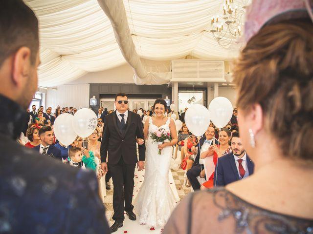 La boda de Sebastián y Ana María en Zafra, Badajoz 50