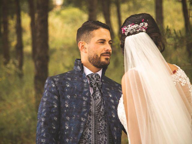 La boda de Sebastián y Ana María en Zafra, Badajoz 70