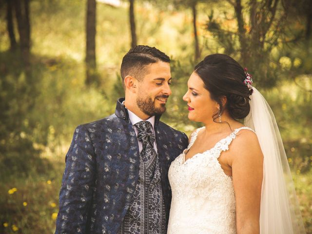 La boda de Ana María y Sebastián