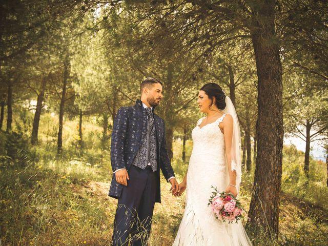 La boda de Sebastián y Ana María en Zafra, Badajoz 71