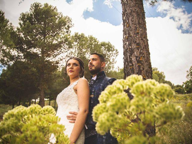 La boda de Sebastián y Ana María en Zafra, Badajoz 72