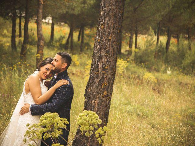 La boda de Sebastián y Ana María en Zafra, Badajoz 73