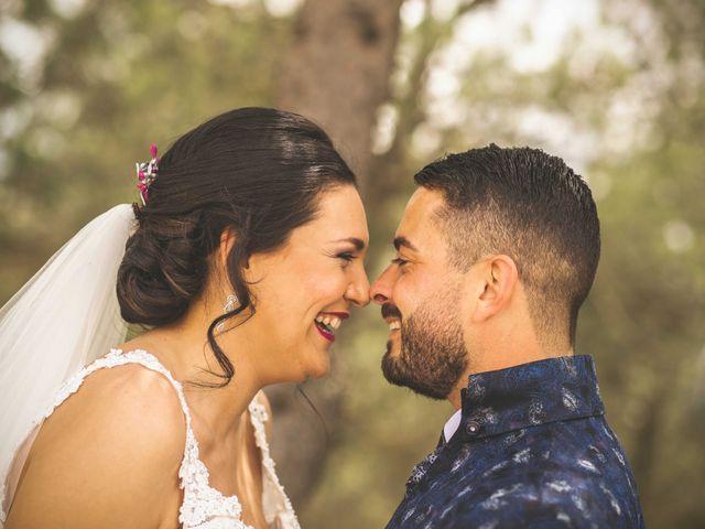 La boda de Sebastián y Ana María en Zafra, Badajoz 68