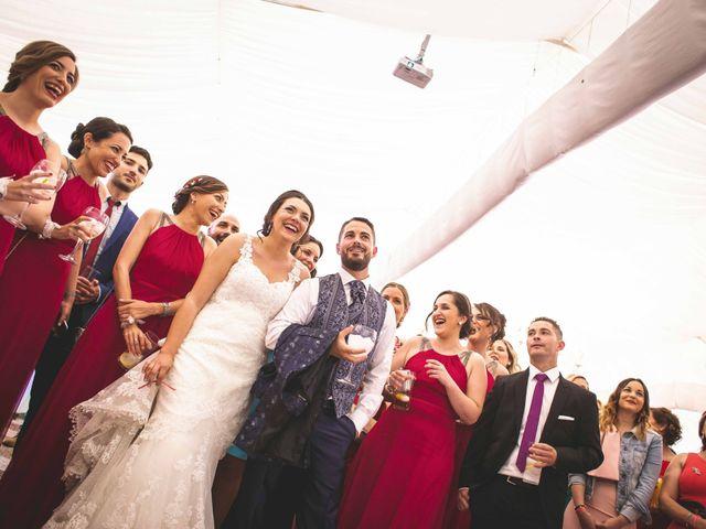 La boda de Sebastián y Ana María en Zafra, Badajoz 80
