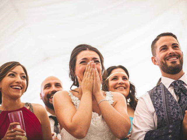 La boda de Sebastián y Ana María en Zafra, Badajoz 81