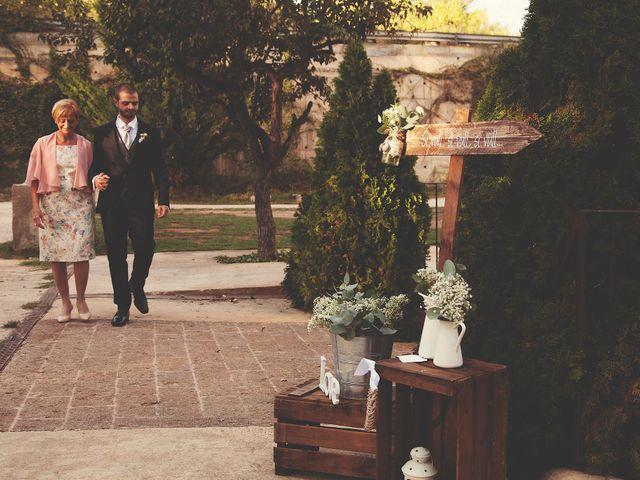 La boda de Oriol y Nerea en Igualada, Barcelona 9