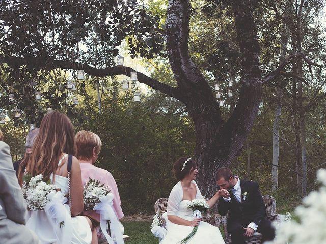 La boda de Oriol y Nerea en Igualada, Barcelona 1