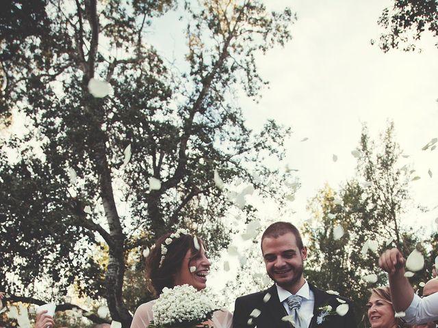 La boda de Oriol y Nerea en Igualada, Barcelona 12