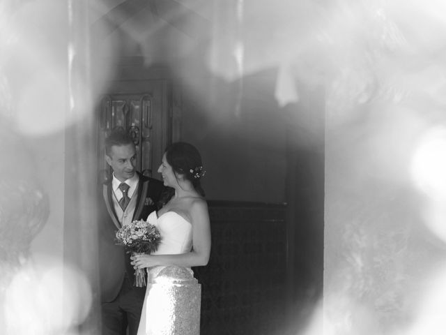 La boda de Oscar y Elena en Culleredo, A Coruña 1