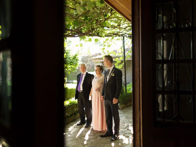 La boda de Oscar y Elena en Culleredo, A Coruña 4