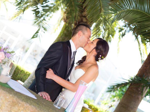 La boda de Elena y Oscar