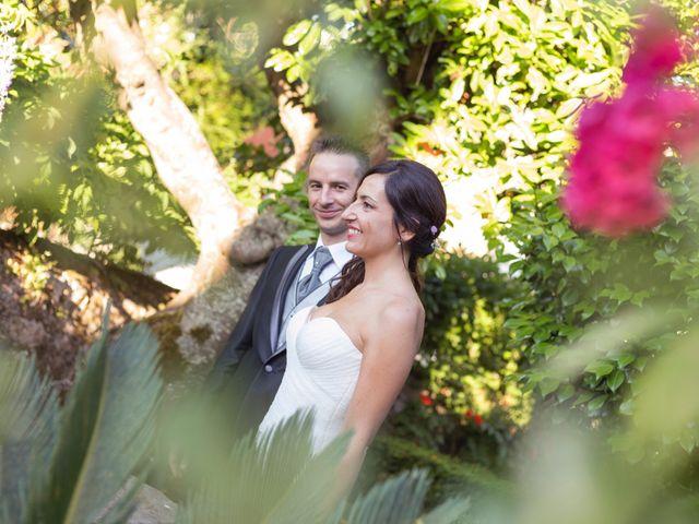 La boda de Oscar y Elena en Culleredo, A Coruña 13