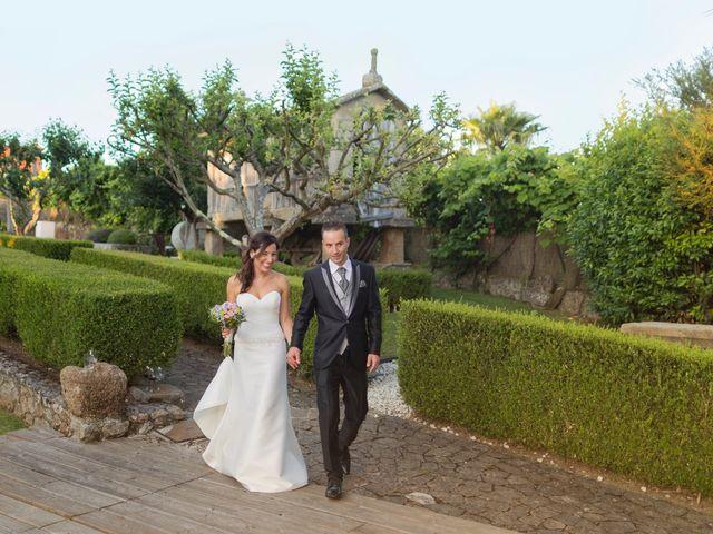 La boda de Oscar y Elena en Culleredo, A Coruña 15
