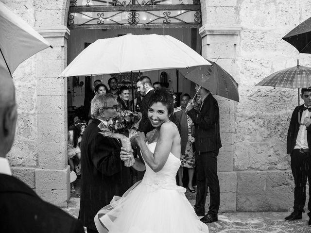 La boda de Monolo y Sol en Montuïri, Islas Baleares 3