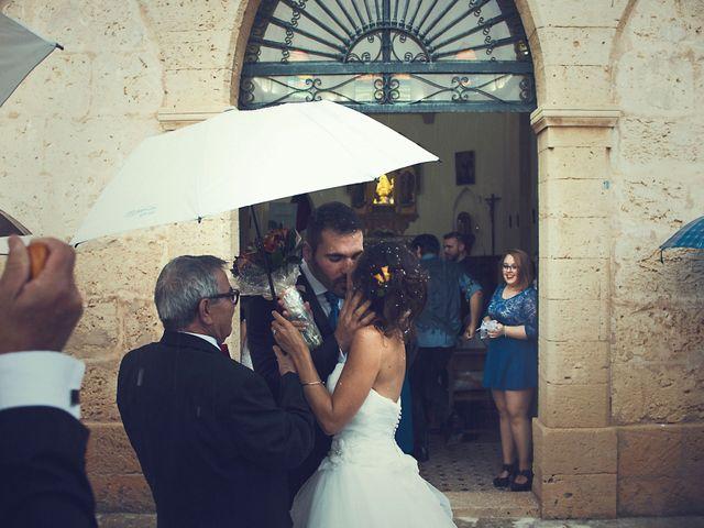 La boda de Monolo y Sol en Montuïri, Islas Baleares 2