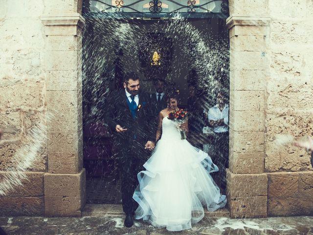 La boda de Monolo y Sol en Montuïri, Islas Baleares 22
