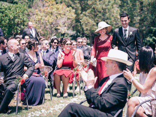 La boda de Joan y Núria en Arbucies, Girona 15