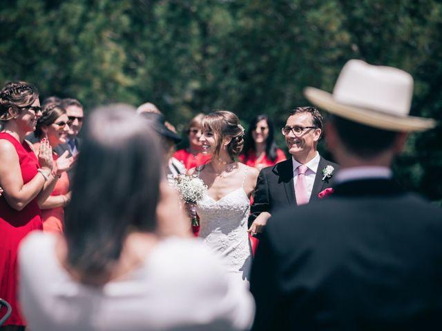 La boda de Joan y Núria en Arbucies, Girona 16