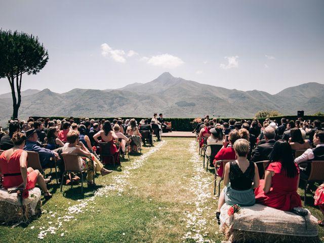 La boda de Joan y Núria en Arbucies, Girona 17