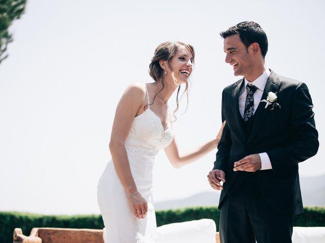 La boda de Joan y Núria en Arbucies, Girona 23