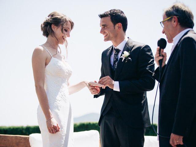 La boda de Joan y Núria en Arbucies, Girona 24