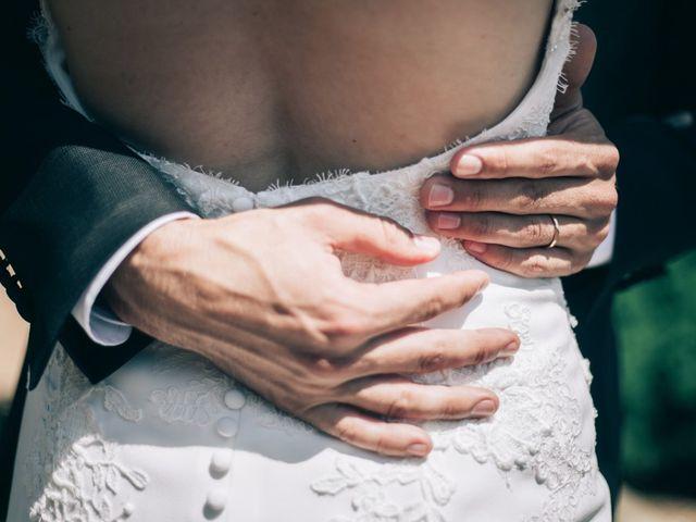La boda de Joan y Núria en Arbucies, Girona 28