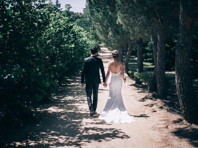La boda de Joan y Núria en Arbucies, Girona 32