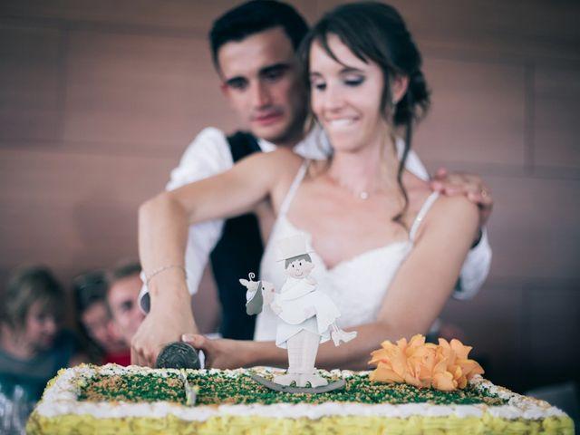 La boda de Joan y Núria en Arbucies, Girona 44