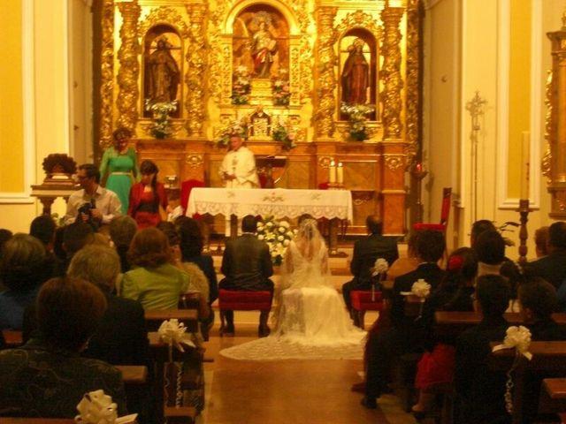 La boda de Miriam y Santi en Fuente El Fresno, Ciudad Real 8