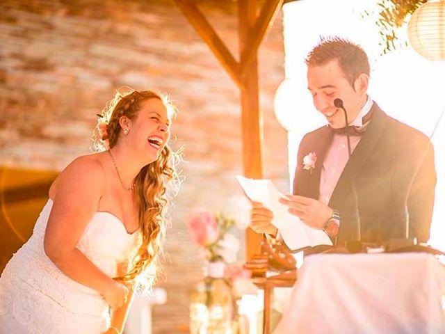 La boda de Elisa y Javier