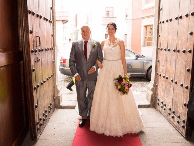 La boda de Víctor y Yazmina en Las Palmas De Gran Canaria, Las Palmas 20